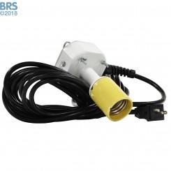 5KV Mogul Socket Assembly w/ 25 Ft Lamp Cord