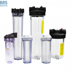 Reverse Osmosis and Reactor Canisters
