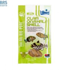 Hikari Bio-Pure Frozen Clam on a Half Shell 4 oz