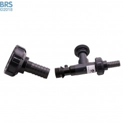 Replacement Skimmer Pump Inlet Coupling - Skimz