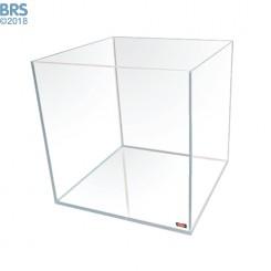 7.5 Gallon Cube Tank - Low Iron Glass