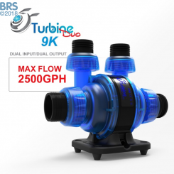 Turbine Duo 9K Flow Pump (2500GPH) - Maxspect