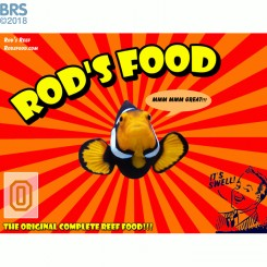 Original Blend Frozen Food - Rod's Food