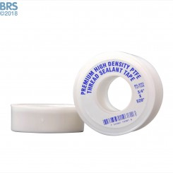 Parts Tape for Plumbing Fittings