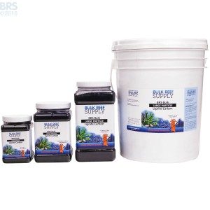BRS Bulk Large Particle Lignite Aquarium Carbon