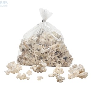BRS Bulk Dry Live Rock Rubble