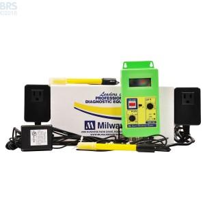 Milwaukee SMS125 pH/ORP Controller Combo
