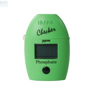 Phosphate Low Range Colorimeter HI713 Hanna Checker - Fresh & Marine Water