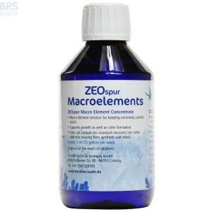 ZEOspur Macroelements (250 mL) - Korallen-Zucht