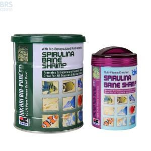 Freeze-Dried Spirulina Brine Shrimp - Hikari