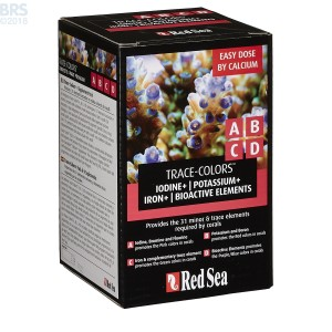 Red Sea Reef Colors ABCD 4-Pack
