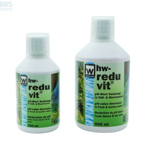 hw reduvit pH Reducer - Available in 250 mL and 500 mL