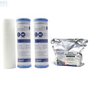 BRS 5 Stage RO/DI Replacement Filter Kit