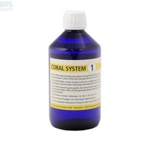 Coral System Component 1 - Korallen-Zucht