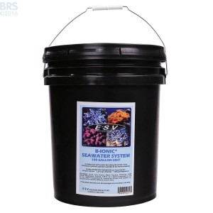 B-Ionic Seawater System Salt Mix - ESV - 100 Gallon