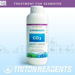 Alkalinity Booster CO3 1000mL - Triton