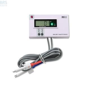 DM-2EC Commercial Dual In-Line EC Monitor - HM Digital