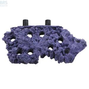 Purple Nano Shelf Magnetic Frag Rack - Reef Rax