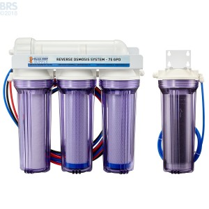 5 Stage Premium RO/DI System - Bulk Reef Supply