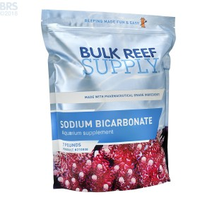Bulk Sodium Bicarbonate 7 Pounds - Bulk Reef Supply