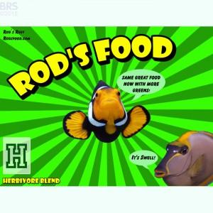 Herbivore Blend Frozen Food - Rod's Food