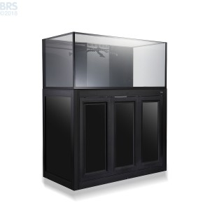 Nuvo INT 100 Aquarium with Black APS Stand - Innovative Marine