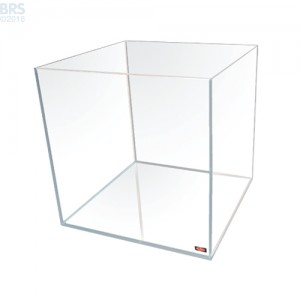 25 Gallon Rimless Cube Tank - Low Iron - Mr. Aqua