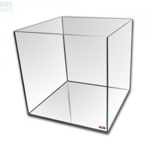 25 Gallon Rimless Cube Tank - Standard Glass - Mr. Aqua