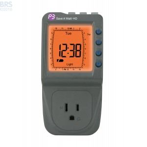 Save a Watt P4472 Digital Timer