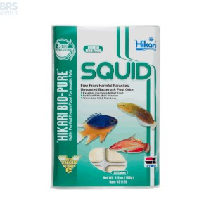 Hikari Bio-Pure Frozen Squid Sticks 3.5 oz