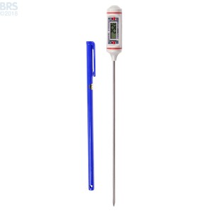 Long Stem Calibration Thermometer - Traceable