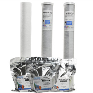 Replacement Filter Kit for SPARTAN RO System