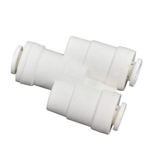 "Mur-lok RO Tube Divider 1/4"" x 1/4"" x 1/4"" Push Connect"