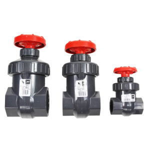 Gate Valve Slip x Slip - Spears