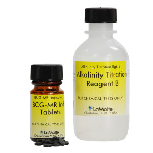 Reagents for LaMotte Alkalinity Test Kit