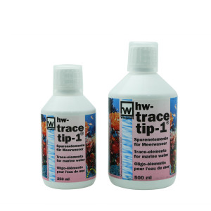 hw tracetip 1 trace elements - Available in 250 mL and 500 mL