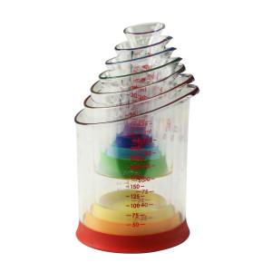 7-Piece Liquid Measuring Beaker Set - OXO Good Grips