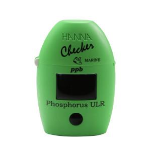 Phosphorus Ultra Low Range Colorimeter HI736 Hanna Checker - Marine Water