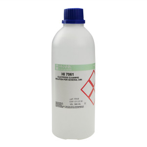 Hanna General Purpose Cleaning Solution HI7061L 500 mL