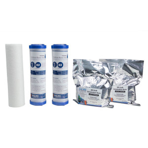 BRS 6 Stage RO/DI Replacement Filter Kit