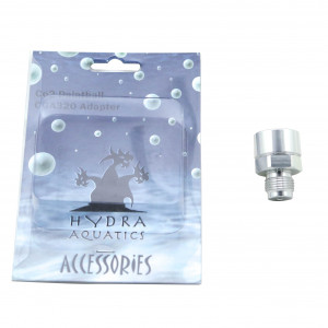 CO2 Cylinder Adapter - Hydra Aquatics