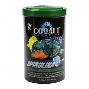 Spirulina Flakes Fish Food - Cobalt Aquatics