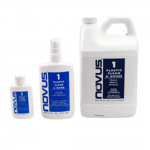 Plastic & Acrylic Polish #1 Clean and Shine - Novus