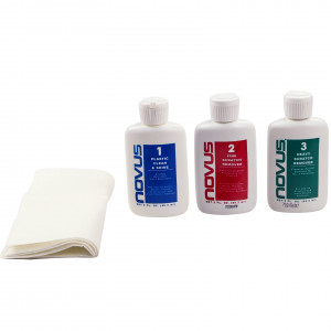 Plastic & Acrylic Polish Kit - 2 oz - Novus