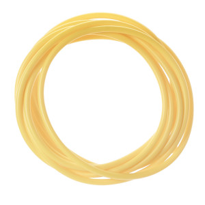 Yellow Colour-Tracer Silicone Tubing - Skimz