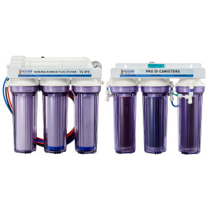 7 Stage PRO Plus RO/DI System - Bulk Reef Supply