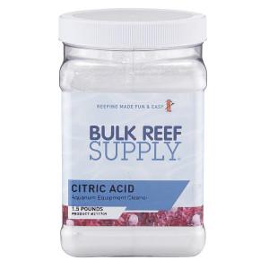 Citric Acid Aquarium Equipment Cleaner - Bulk Reef Supply