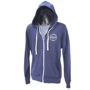 Zip-Up Hooded Sweatshirt - BRS