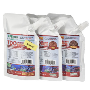 3 oz Value Pack TDO Chroma BOOST - Reef Nutrition