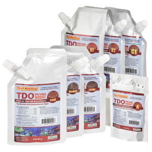 Starter Pack TDO Chroma BOOST - Reef Nutrition